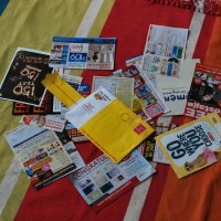 Assorted Junk Mail